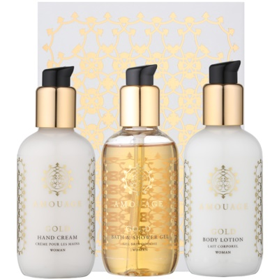 Amouage Gold poklon set III.