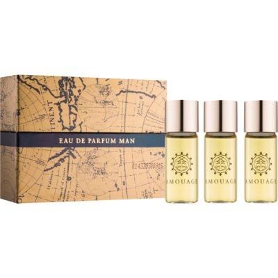 Parfumovaná voda pre mužov 3 x 10 ml (3 x náplň)