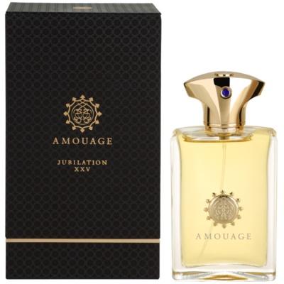 Amouage Jubilation 25 Men eau de parfum férfiaknak