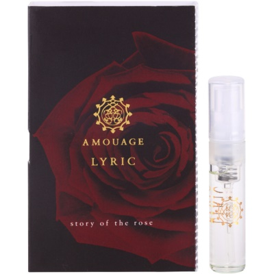 Amouage Lyric eau de parfum pour homme