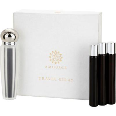 парфумована вода для жінок 4 x 10 мл (1x мінний флакон + 3x Наповнювач)