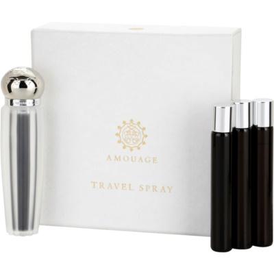 Eau de Parfum for Women 4 x 10 ml (1x Refillable + 3x Refill)