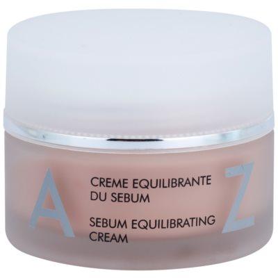 Sebum-Regulating Cream Pore - Tightening