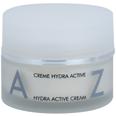 crème hydro-active pour rajeunir la peau