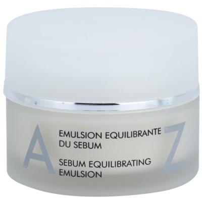 Emulsja do twarzy regulujący produkcję sebum do rozjaśnienia i nawilżenia