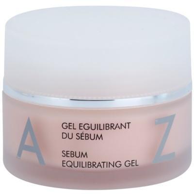 gel facial para reducir la producción del sebo cutáneo con efecto rejuvenecedor