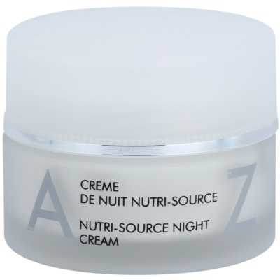 crema de noche nutritiva