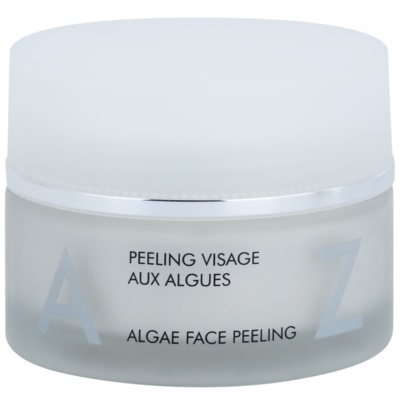 Algae Face Peeling