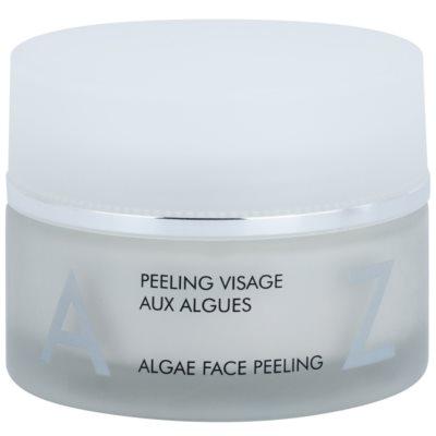 Algae Face Peeling
