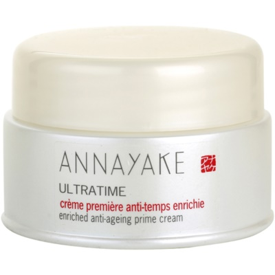 Nourishing Cream with Anti-Aging Effect