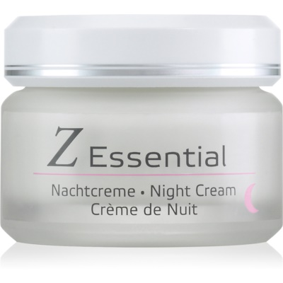 Nachtcreme für empfindliche Haut