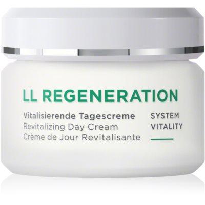 Regenerierende Tagescreme für trockene Haut