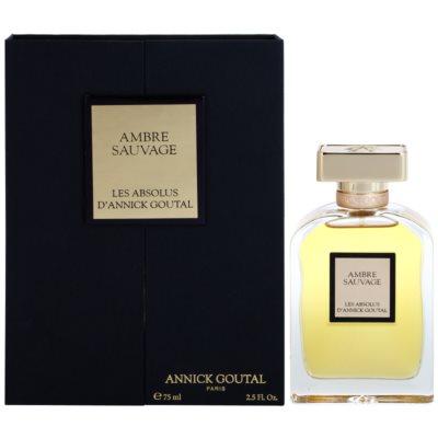 Annick Goutal Ambre Sauvage eau de parfum mixte