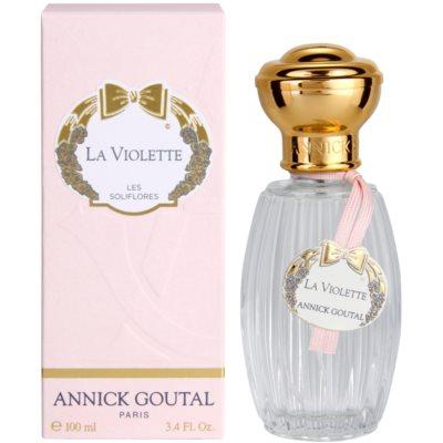 Annick Goutal La Violette Eau de Toilette para mulheres