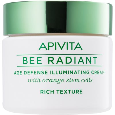 Brightening Cream with Anti-Ageing Effect