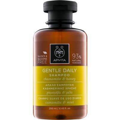 шампоан за ежедневно миене на коса