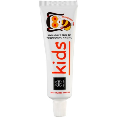 Apivita Natural Dental Care Kids 2+ zobna pasta za otroke
