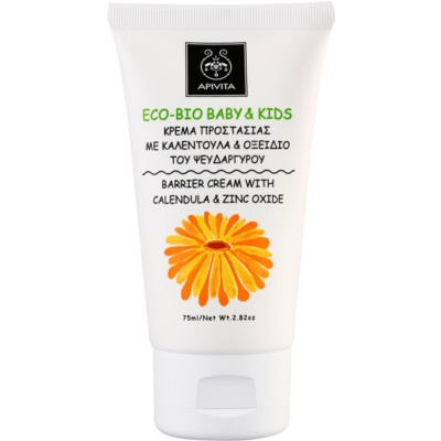 Barrier Cream with Calendula and Zinc Oxide