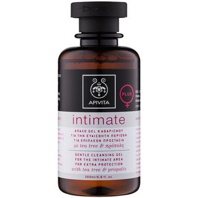 nježni gel za intimnu higijenu
