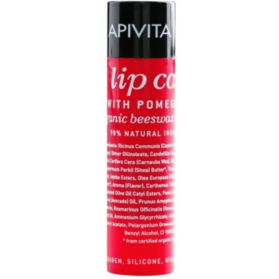 Apivita Lip Care Pomegranate Voedende Lippenbalsem