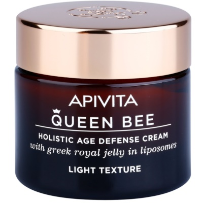 Holistic Age Defense Cream Light Texture