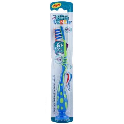 Aquafresh Big Teeth οδοντόβουρτσα για παιδιά μαλακό