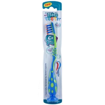 дитяча зубна щітка м'яка