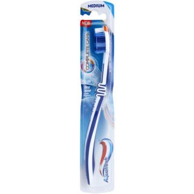 Aquafresh Complete Care Tandenborstel  Medium