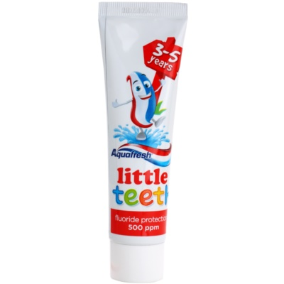 Aquafresh Little Teeth dentifrice pour enfant