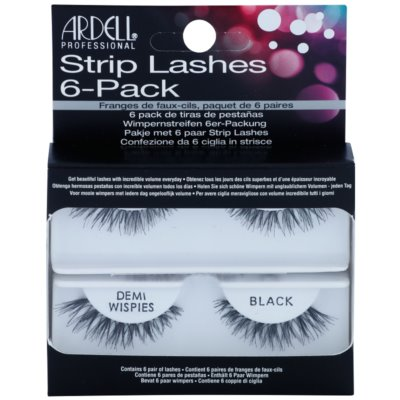 Ardell Strip Lashes Fake Lashes, Multipack