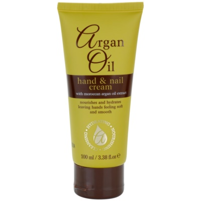 Hand & Nail Cream With Argan Oil