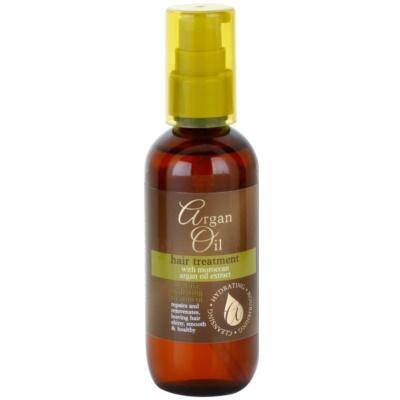 soin hydratant intense à l'huile d'argan