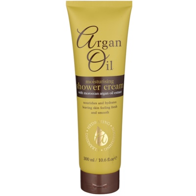 Hydrating Shower Cream With Argan Oil