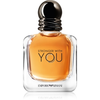Armani Emporio Stronger With You eau de toilette férfiaknak