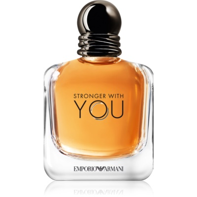Armani Emporio Stronger With You Eau de Toilette Herren