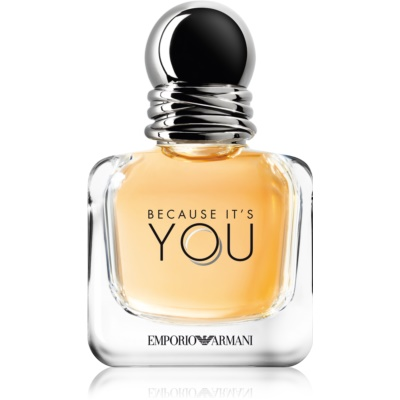 Armani Emporio Because It's You eau de parfum per donna