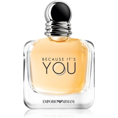 Armani Emporio Because It's You eau de parfum nőknek