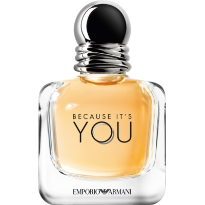 Armani Emporio Because It's You Eau de Parfum para mulheres