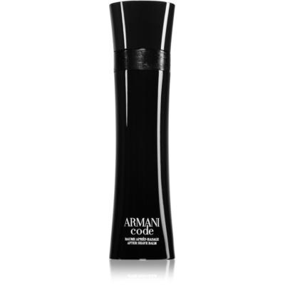 Armani Code balsam po goleniu dla mężczyzn 100 ml
