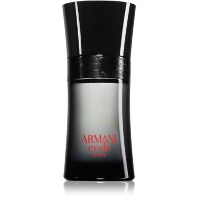 Armani Code Sport toaletná voda pre mužov