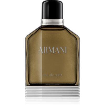 Armani Eau de Nuit woda toaletowa dla mężczyzn