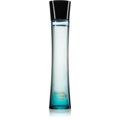 Armani Code Turquoise eau fraiche for Women