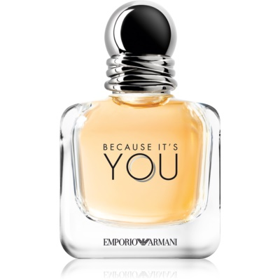 Armani Emporio Because It's You Eau de Parfum για γυναίκες