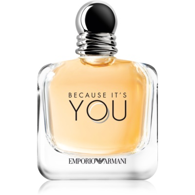 Armani Emporio Because It's You Eau de Parfum Damen