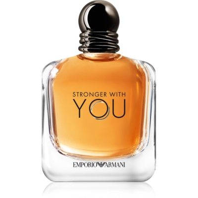 Armani Emporio Stronger With You Eau de Toilette voor Mannen 150 ml
