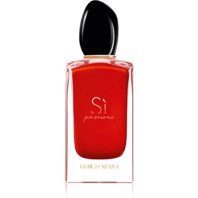 Armani Sì  Passione Eau de Parfum voor Vrouwen