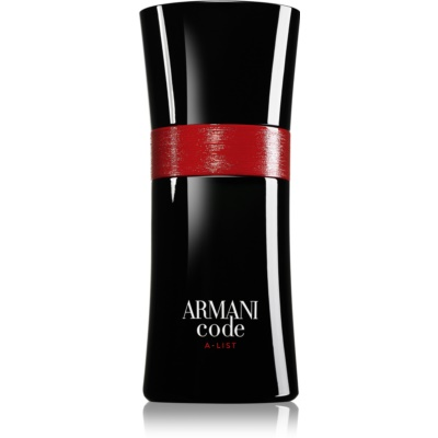 Armani Code A-List Eau de Toilette Herren