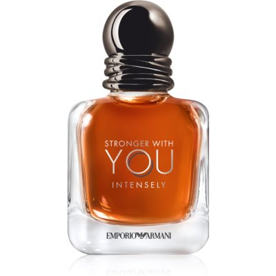 Armani Emporio Stronger With You Intensely eau de parfum férfiaknak 30 ml