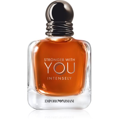Armani Emporio Stronger With You Intensely eau de parfum férfiaknak