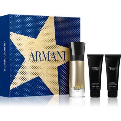 Armani Code Absolu Gift Set II. for Men